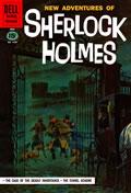 Four Color No. 1245 (New Adventures of Sherlock Holmes No. 2) 1962