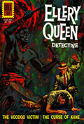 Four Color No. 1289 (Ellery Queen Detective No. 3) 1962