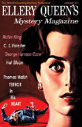 Ellery Queen's Mystery Magazine Vol 32 No 2 (1958)